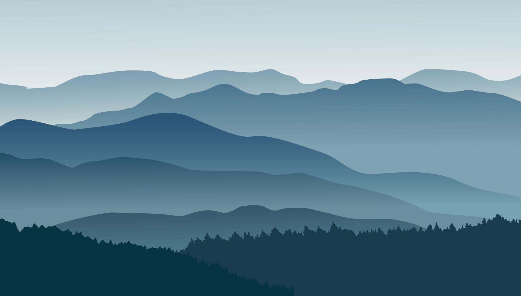 Mountains-background