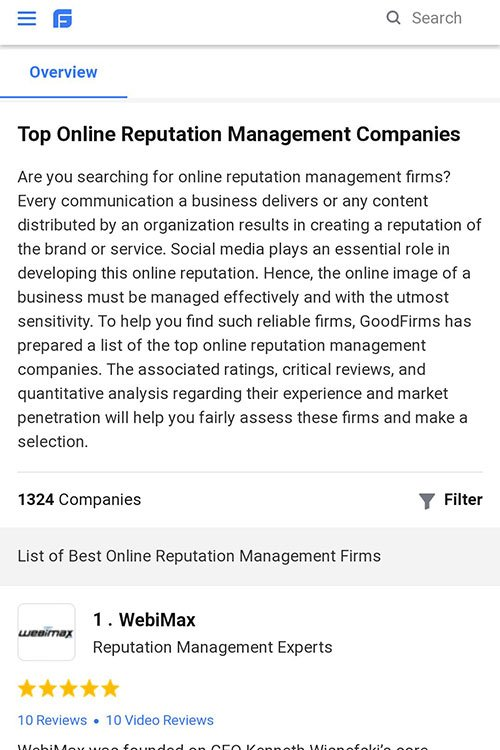 rankings-goodfirms